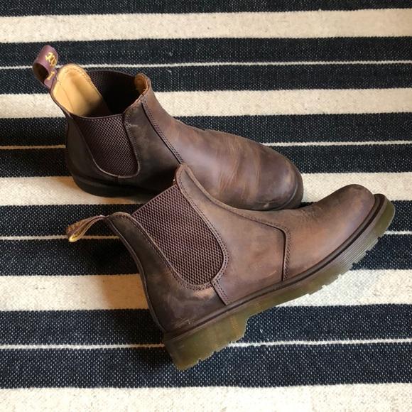 Martens Gaucho 2976 Crazy Horse Boots Dr